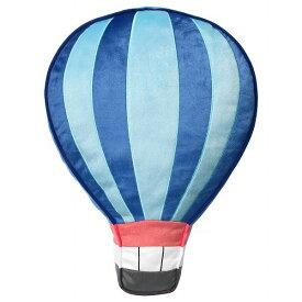IKEA イケア クッション ブルー 49x36cm n30440286 UPPTAG