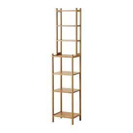 IKEA イケア RAGRUND シェルフユニット 竹 a10253068