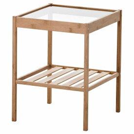IKEA イケア NESNA ベッドサイドテーブル 20247128