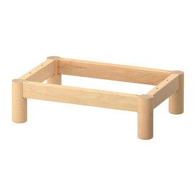 IKEA イケア EKET 下部フレーム バーチ d50334614