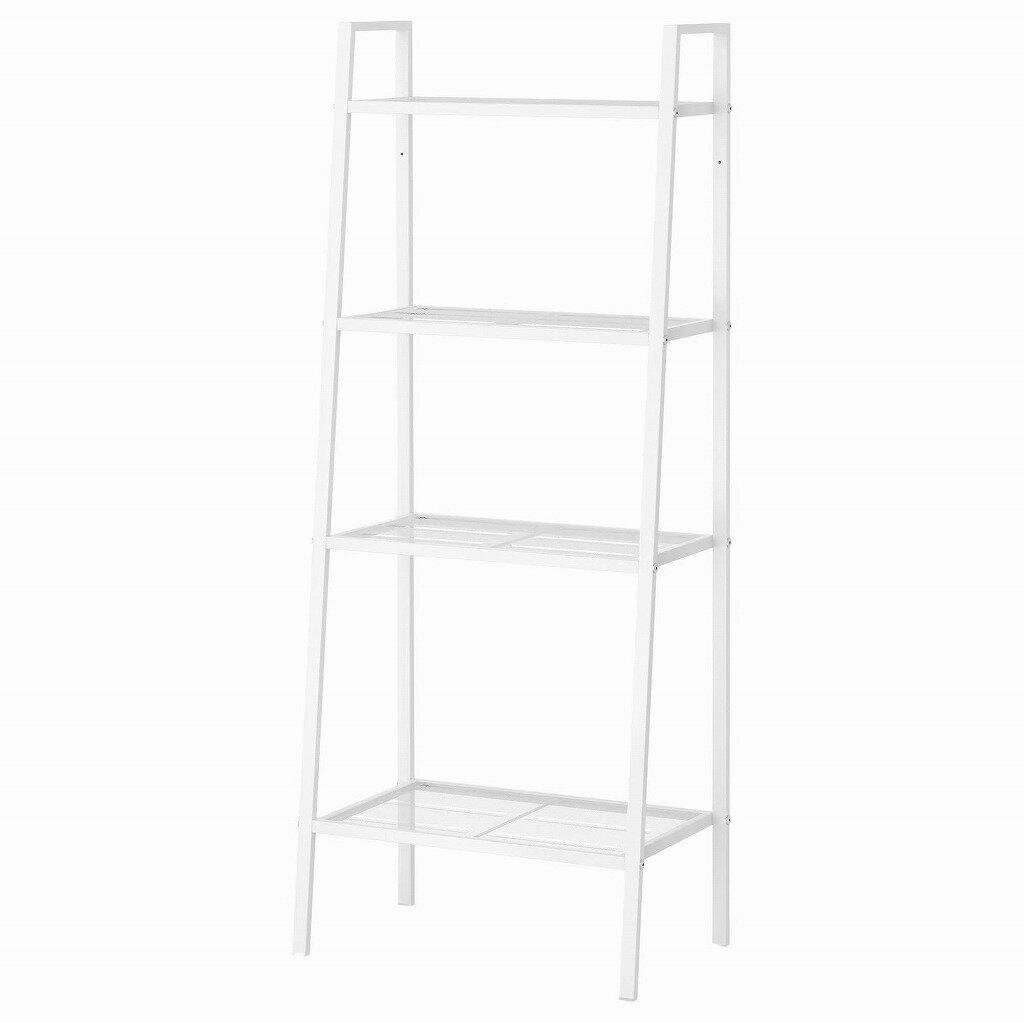 IKEA(イケア) LERBERG シェルフユニット ホワイト b60168529