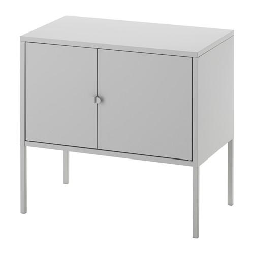 IKEA(イケア) LIXHULT キャビネット メタル グレー d80328678