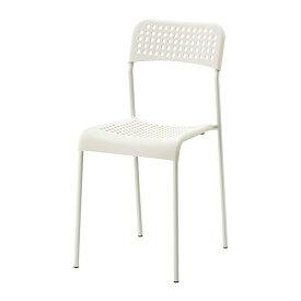IKEA イケア ADDE チェア ホワイト c90219179