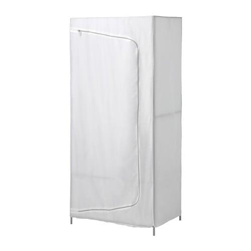 IKEA(イケア) BREIM ブレイム ワードローブ ホワイトz10246469