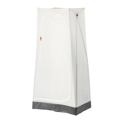 IKEA(イケア) VUKU ブック ワードローブ ホワイト z10339331