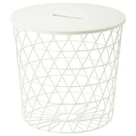 IKEA イケア KVISTBRO クヴィストブロー 収納テーブル ホワイト 白 z10349453
