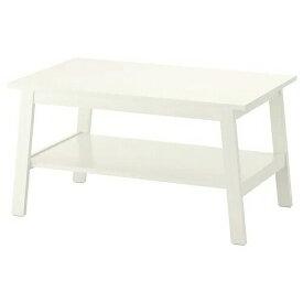 IKEA イケア LUNNARP ルンナルプ コーヒーテーブル ホワイト z30399017