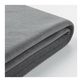 IKEA イケア GRONLID グローンリード カバー 1人掛けソファセクション用 ジュンゲン ミディアムグレー z60396809【カバーのみ】