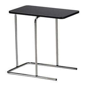IKEA イケア RIAN リーアン サイドテーブル ブラック 黒 50x30 cm z90393512