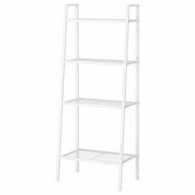 IKEA イケア LERBERG シェルフユニット ホワイト 60168529