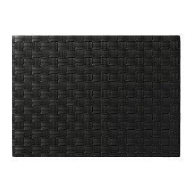 IKEA イケア ORDENTLIG ランチョンマット ブラック a10177852