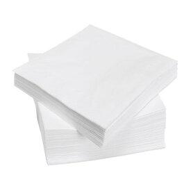 IKEA イケア FANTASTISK 紙ナプキン/ 100 ピース ホワイト 40174215