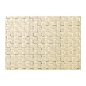IKEA イケア ORDENTLIG ランチョンマット オフホワイト a40175234