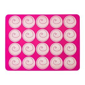 IKEA イケア MONSTRAD オーブン/ベーキング マット ピンク a60233073