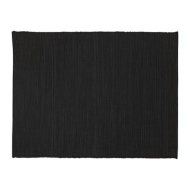 IKEA イケア MARIT ランチョンマット ブラック a60246184
