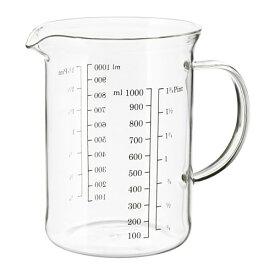 IKEA イケア VARDAGEN 計量容器 ガラス d10323306