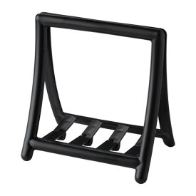IKEA イケア GREJA ナプキンホルダー ブラック z30342851
