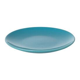 IKEA イケア FARGRIK サイドプレート 皿 ターコイズ d90317815