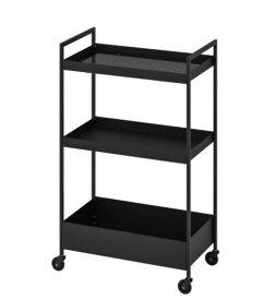 IKEA イケア NISSAFORS ワゴン ブラック 黒 n60407365