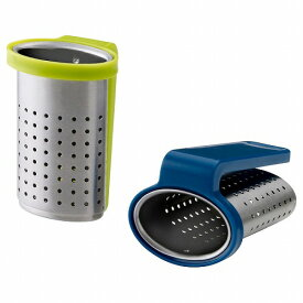 IKEA イケア ティーインフューザー ライトグリーン ブルー 青 n00458305 SAKKUNNIG