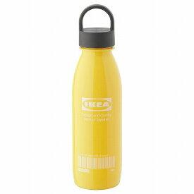 IKEA イケア 水筒 イエロー n50484585 EFTERTRADA