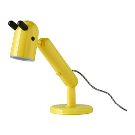 IKEA イケア LEDワークランプ イエロー z70382053 KRUX