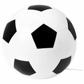 IKEA イケア LEDテーブルランプ サッカーボール模様 n10487760 ANGARNA