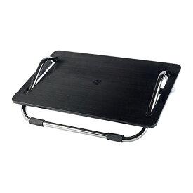 IKEA イケア フットレスト ブラック a20240990 DAGOTTO