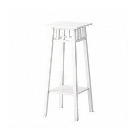 IKEA イケア LANTLIV プラントスタンド ホワイト a60197126