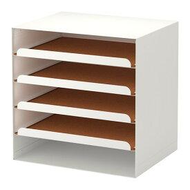 IKEA イケア KVISSLE レタートレイ ホワイト 80203956