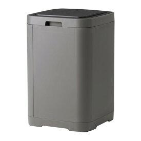 IKEA イケア タッチ式ゴミ箱 ダークグレー 60 l d80314073 GIGANTISK