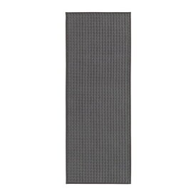 IKEA イケア キッチンマット グレー 120×45cm BRYNDUM z60406337