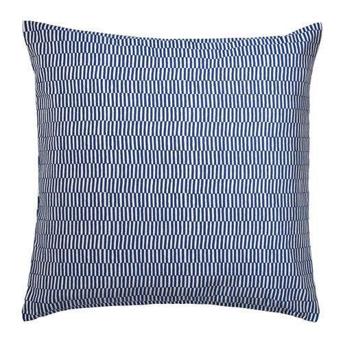 IKEA(イケア) STOCKHOLM 2017 クッション ストライプ ブルー ホワイト d90348218