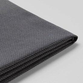 IKEA イケア KLIPPAN クリッパン カバー 2人掛けコンパクトソファ用 カブーサ ダークグレー z00400220【カバーのみ】