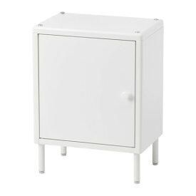 IKEA イケア DYNAN キャビネット 扉付 ホワイト b30318177