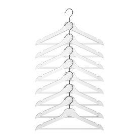 IKEA イケア BUMERANG ハンガー / 8 ピースホワイト 50238542