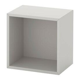 IKEA イケア EKET キャビネット ライトグレー b90332123