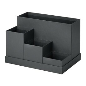 IKEA イケア TJENA デスクオーガナイザー ブラック z40395491