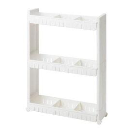 IKEA イケア 収納ユニット キャスター付 LARSOLE n70443117