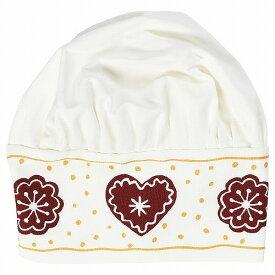 IKEA イケア 子ども用帽子 ジンジャーブレッド模様 ホワイト ブラウン n10472419 VINTER 2020 クリスマス