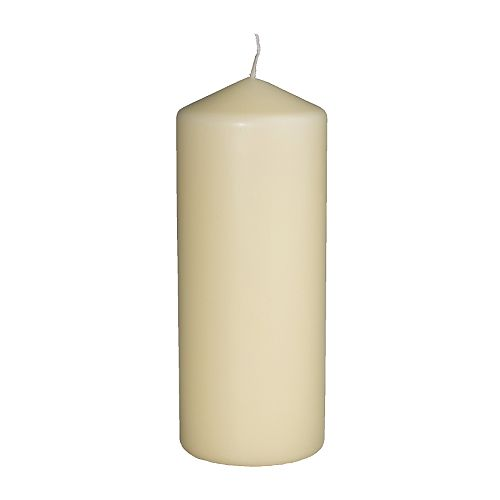 IKEA(イケア) FENOMEN 香りなしブロックキャンドル ナチュラル 80136231
