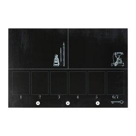 IKEA(イケア) MALARNA モーラルナ 黒板プランナー z30380348