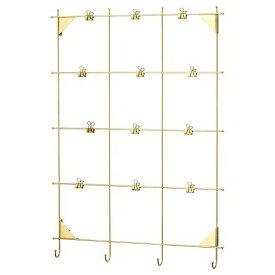 IKEA イケア MYRHEDENフレーム 黄銅色 z90338243