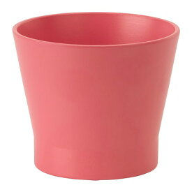 IKEA イケア PAPAJA 鉢カバー レッド n30421688