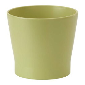 IKEA イケア PAPAJA 鉢カバー グリーン n70421709