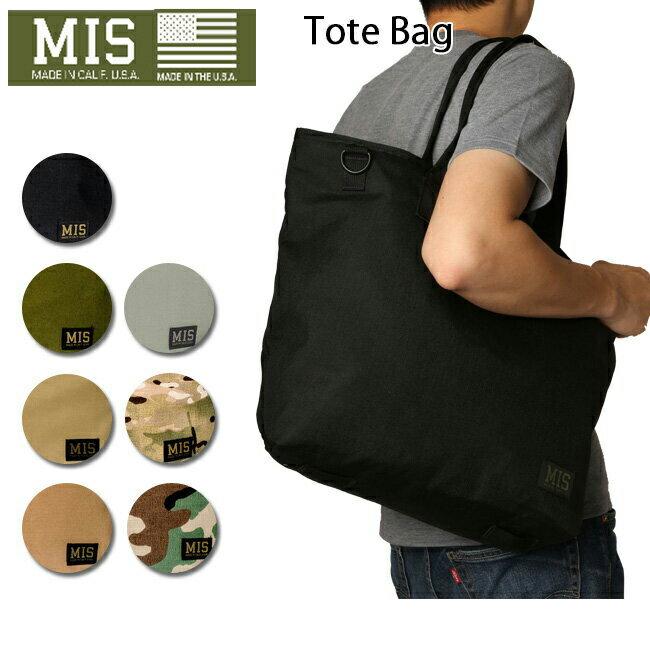 【MIS/エムアイエス】 トートバック Tote Bag MIS-1006 お買い得 【clapper】