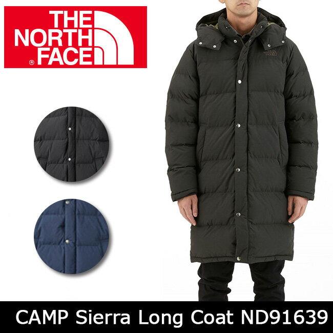 即日発送!ノースフェイス THE NORTH FACE コート キャンプシェラロングコート(メンズ) CAMP Sierra Long Coat ND91639 【NF-OUTER】 メンズ アウター お買い得