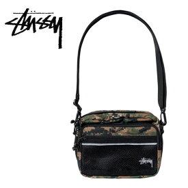 47b359fb6e85 STUSSY ステューシー DIGI CAMO SHOULDER BAG 134201 【アウトドア/ショルダーバッグ/肩掛け/鞄