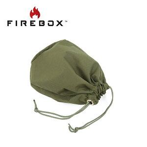 ★ FIREBOX ファイヤーボックス フライパンケースS FB-FPCS 【アウトドア/キャンプ/収納/バッグ】