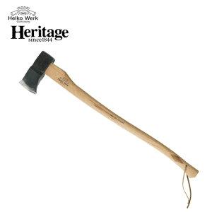 ★Helko ヘルコ Heritage ヘリテイジ ルーカスアックス HR-3 【アウトドア/薪割/斧/キャンプ】